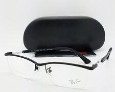 95f19191684 NEW Rayban Prescription Frame Black RX8746D 1074 55mm 8746 Titanium  AUTHENTIC Rx