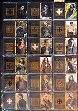 Cryptozoic Outlander Season 1 Variants Ultimate Master Set Binder Trading Cards