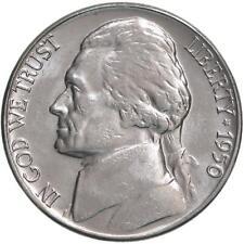 1950 Jefferson Nickel BU US Coin