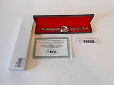 NRA Official US M1 Garand Watch NIB Stand Up For America Collection w/COA