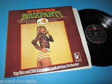 Cliff Carpenter / Stereo-Tanzparty Nr. 4 - LP