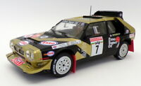 Triple 9 1/18 Scale T9-1800215 - Lancia Delta S4 - #7 Sanremo Rally 1986
