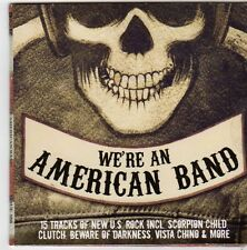 (FI540) We're An American Band, 15 tracks - 2013 Classic Rock CD