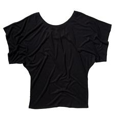 Polyester V Neck Short Sleeve Fitted Tops & Shirts for Women