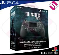 EDICION LIMITADA MANDO PS4 DUALSHOCK THE LAST OF US 2 PLAYSTATION 4 PRECINTADO