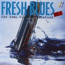 Fresh Blues 2-The Inak Blues-Connection (1996) Joanna Connor, Cadillac Bl.. [CD]