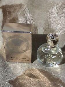 New Mini Size VERSACE  EROS Pour Femme Eau de Parfum Womens Perfume .17oz / 5ml