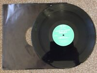 "Fallout Boy & DJ Griffen - Drugchild - 12"" Vinyl 2004 HARDTRAX46 Hard NRG House"
