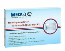 Hearing Aid Domes Universal Domes for Hearing Aids - All Sizes S,M,L,XL included