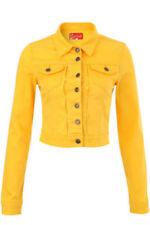 Cappotti e giacche da donna casual in denim, taglia 40