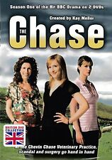 NEW 2DVD SET // BBC VIDEO REGION 1 // THE CHASE // KAY MELLOR ,GAYNOR FAYE,
