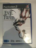 evil twin pal fr ps2 ps 2 playstation 2