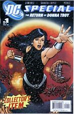 DC Special Return of Donna Troy #1 - DC Comics - P Jimenez - J. L. Garcia-Lopez