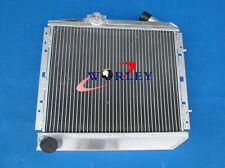 50MM Aluminum Radiator For RENAULT 5 SUPER 5/R5 9/11 GT TURBO MT 1985-1991 88 89