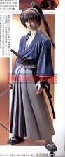 HIMURA BATTOHSAI RUROUNI KENSHIN SAMURAI X 1/6 UNPAINTED RESIN FIGURE MODEL KIT