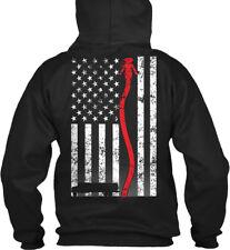 Air Force Pol Gildan Hoodie Sweatshirt