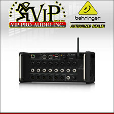 Behringer XR16 16-Input Digital Mixer Wi-Fi X-Air series
