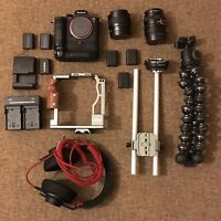 SONY Alpha A7S II + Filmmaking Kit
