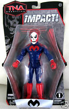 Suicide Wrestler Action Figure Toy TNA Wrestling IMPACT Series 1 Character New