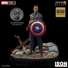 Iron Studios Captain America - First Avenger Art Scale 1/10 - MCU 10 - Exclusive