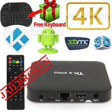 2017 TX3 PRO 4K S905x Quad Core Android6.0 Smart TV Box HDMI tv box +Keyboard
