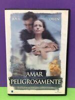 AMAR PELIGROSAMENTE- ANGELINA JOLIE, CLIVE OWEN- DVD- USADO GARANTIZADO
