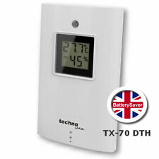 Technoline TX70DTH Wireless Temperature and Humidity Sensor