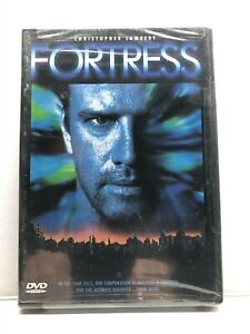 Fortress (DVD, 1999) Christopher Lambert - New Factory Sealed - Free Ship
