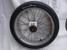 A88 SCHWINN ORANGE COUNTY CHOPPER OCC STINGRAY BICYCLE REAR RIM WHEEL 20 X 4 1/4