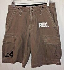 OLD NAVY light brown cargo Shorts mens size 29 inseam 11