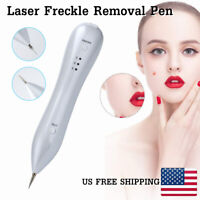 Professional Painless Laser Tattoo Removal Pen Skin Tags Birthmark USB Remover