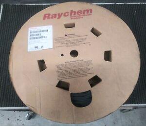 "5 FT Raychem 1"" Heat shrink Tubing  5053294161 Polyolefin USA RNF-100-1-blk"