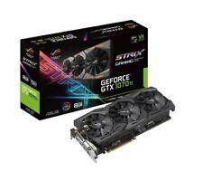 Brand New Asus GeForce GTX 1070Ti 8GB ROG STRIX Game Graphics Card Free Del  !!!