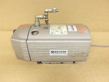 BECKER VACCUM PUMP D-42279 VT 4016 850/850 mbar 520V 6514290