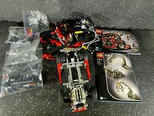 LEGO Technic 8436 Pneumatic Truck, complete with instructions - Rare Nice!