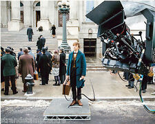 "Eddie Redmayne - Colour 10""x8"" Signed 'Fantastic Beasts' Photo - UACC RD223"