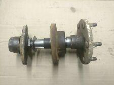Bobcat 600 500 Front Axle 6542553 hubs nuts bearings cap