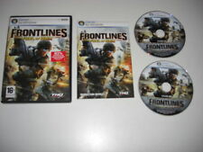 FRONTLINES - FUEL OF WAR Pc DVD Rom FRONT LINES - FAST POST