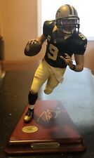 New Orleans Saint's Qb Drew Brees Danbury Mint Figurine