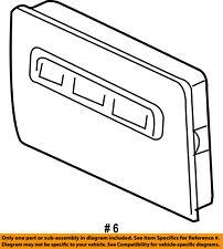 Ram CHRYSLER OEM 2011 1500 5.7L-V8 Ignition-Pcm RL150581AD