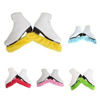 Unisex Ice Skating Hockey Figure Skates Blade Cover Protector Soaker Guards