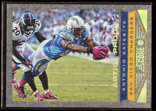 Antonio Gates 2013 Score Artist Proof Masterpiece Chargers 1/1