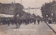RP: Main Street Parade , INNERKIP , NEWFOUNDLAND , Canada ; 22nd Regimental Band