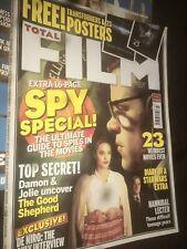 TOTAL FILM Magazine #125 March 2007 Spy Special!