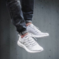 ADIDAS PURE BOOST LTD WHITE RUNNER  UK 8.5 Eur 42 & 2/3 NMD Y3 ULTRA BNWT
