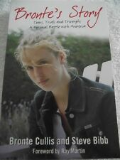 BRONTE'S STORY ~ A PERSONAL BATTLE WITH ANOREXIA ~ Bronte Cullis
