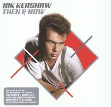 NIK KERSHAW -The Very Best Of CD NEU Hits - I won´t let the sun go down on me