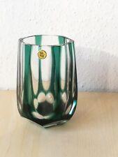 kleine Kristall Vase - WMF - Überfangglas