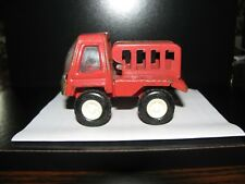 Vintage Buddy L - Small Red Delivery Truck!! Pressed Steel  Nice