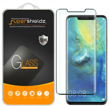 2xSupershieldz Full Cover Tempered Glass Screen Protector for Huawei Mate 20 Pro